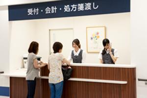 冨田病院 受付