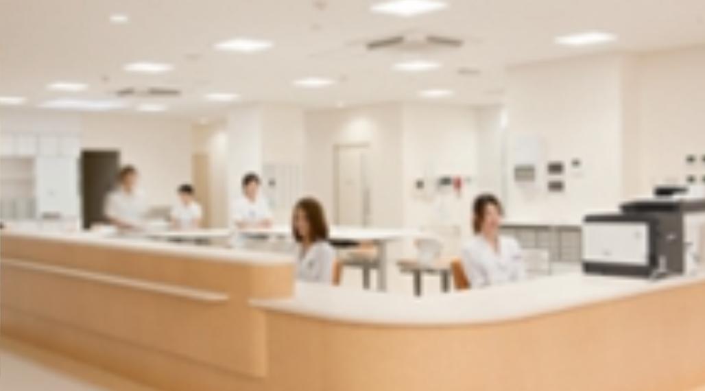 冨田病院 スタッフステーション