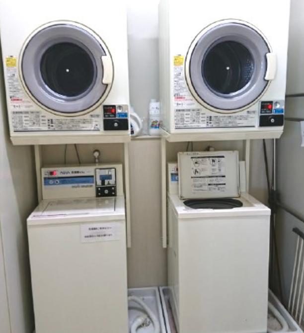 冨田病院 洗濯室