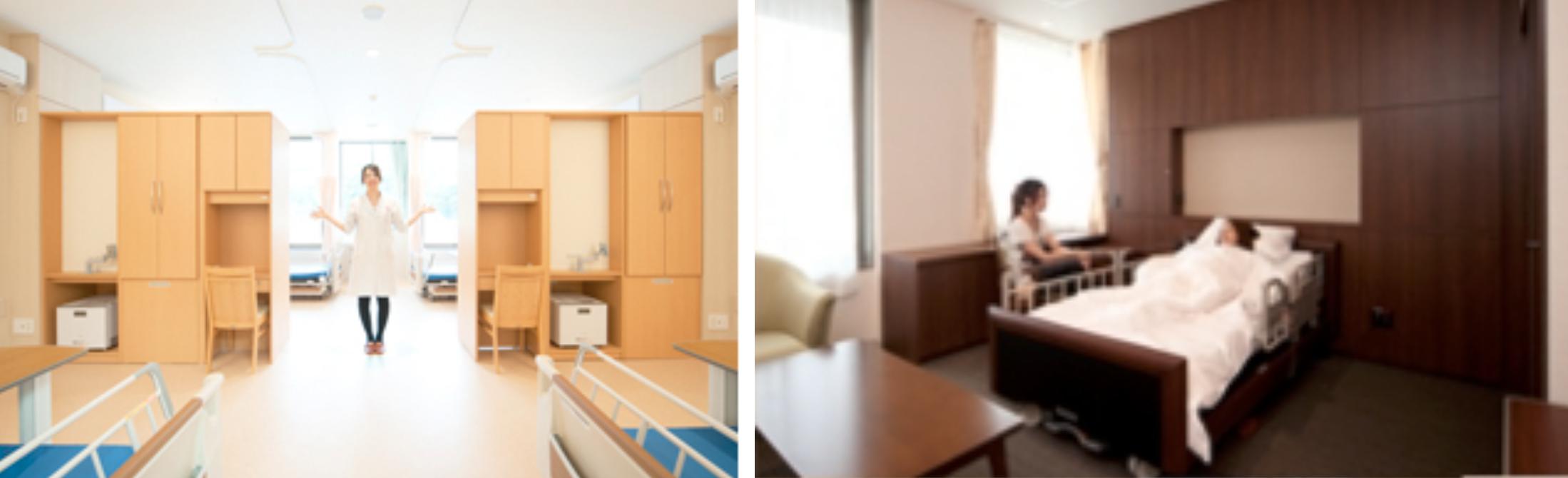 冨田病院 病室